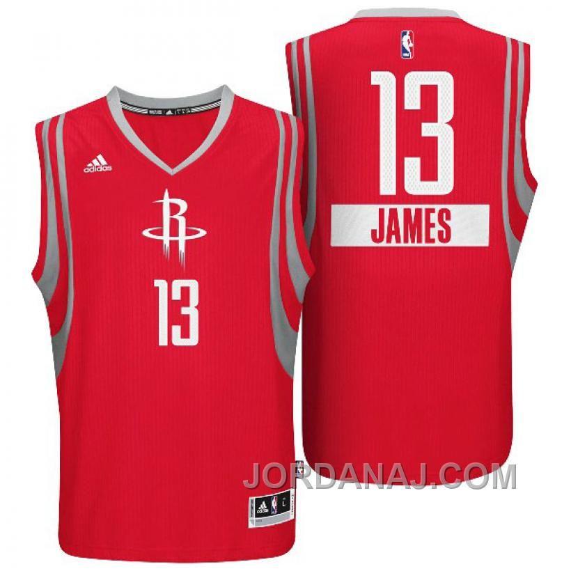 f1cecc7869f02 Maillot NBA Oren State 2014 Noël NO.13 James Rouge Basket Store, Soccer  Jerseys