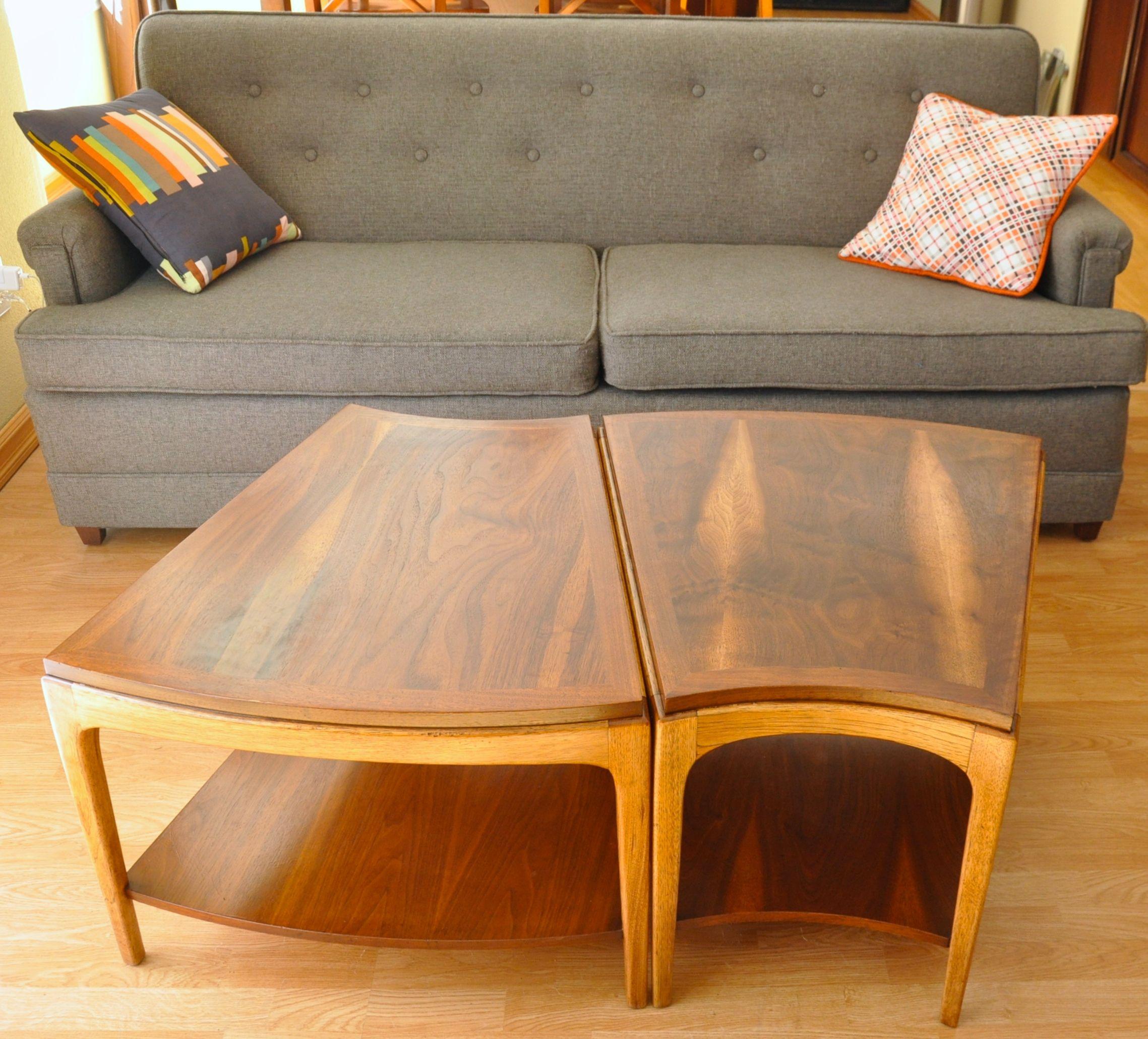 lane vintage furniture lane furniture coffee table beautiful round