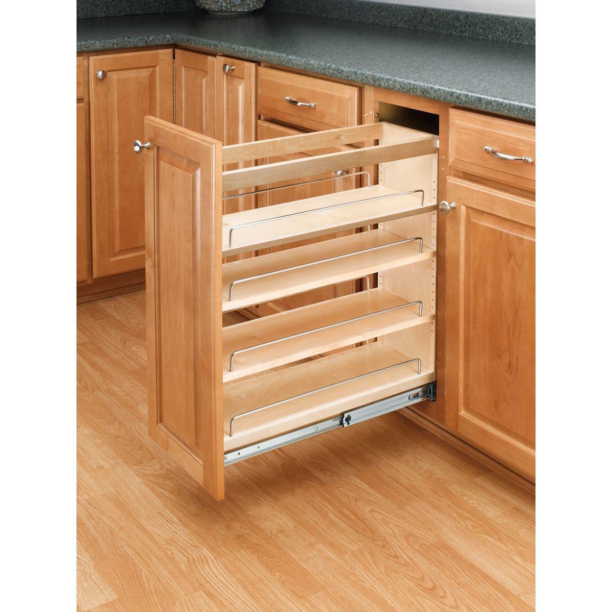 Rev A Shelf 448 Bcbbsc 8c Rev A Shelf Ikea Kitchen Cabinets