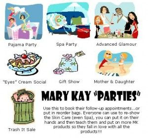 mary kay party themes and ideas   Party Ideas   Pink Producers ...