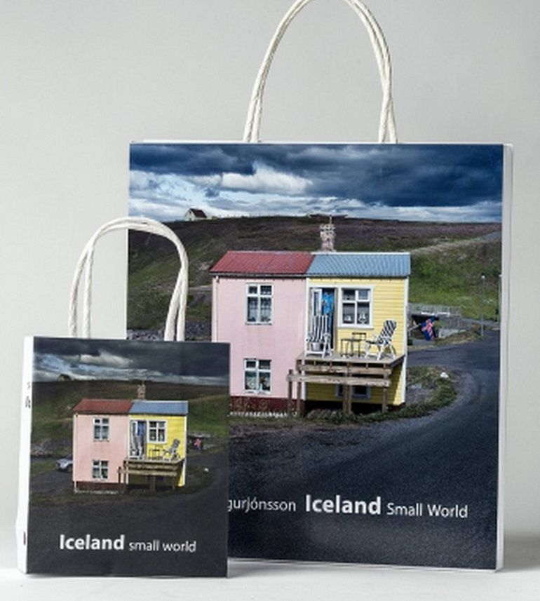 Iceland Coffee Table Book