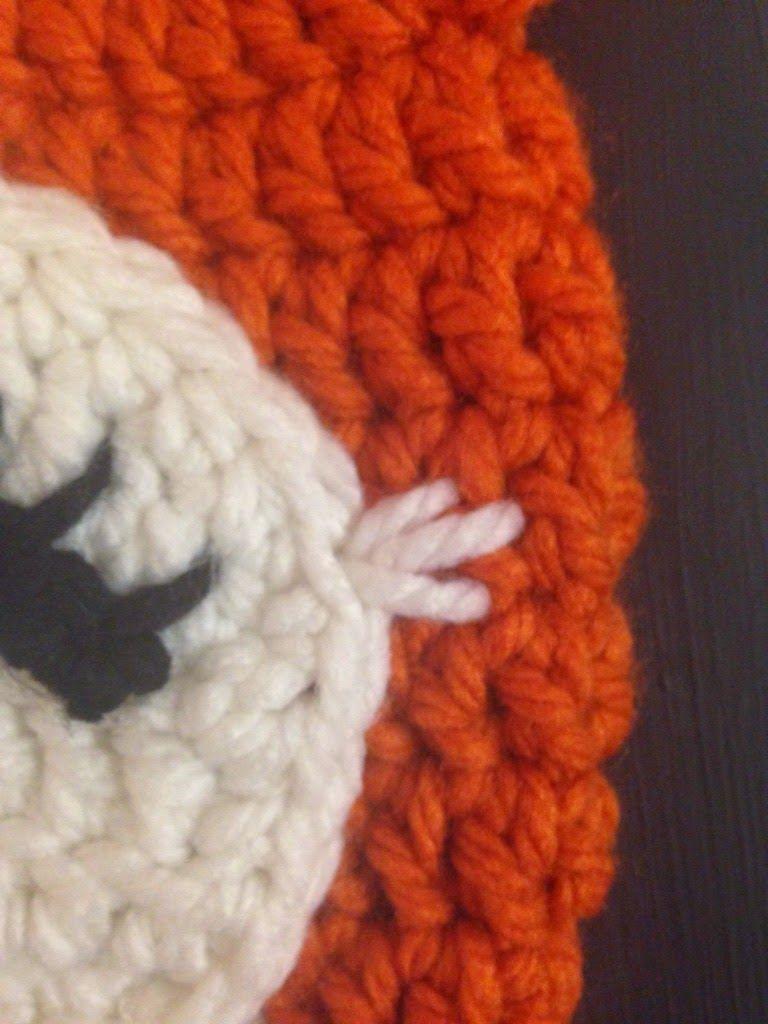 Free Fox Hat Pattern | Pinterest | Form, Mütze und Wolle