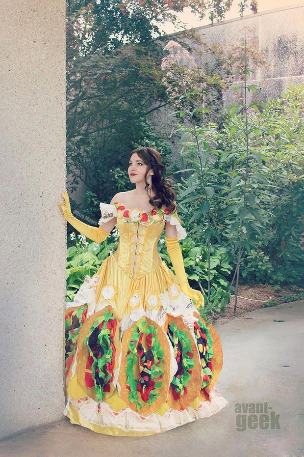 12 pun costumes for halloween mental floss taco belle
