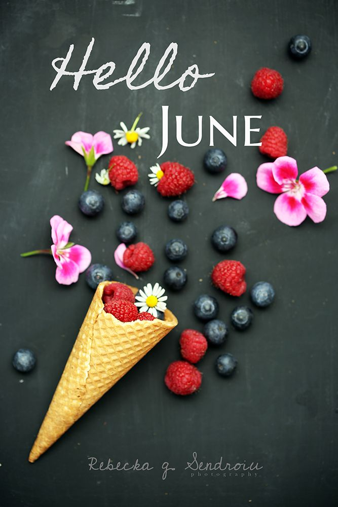 Good Morning Happy First Day Of June Good morning happy