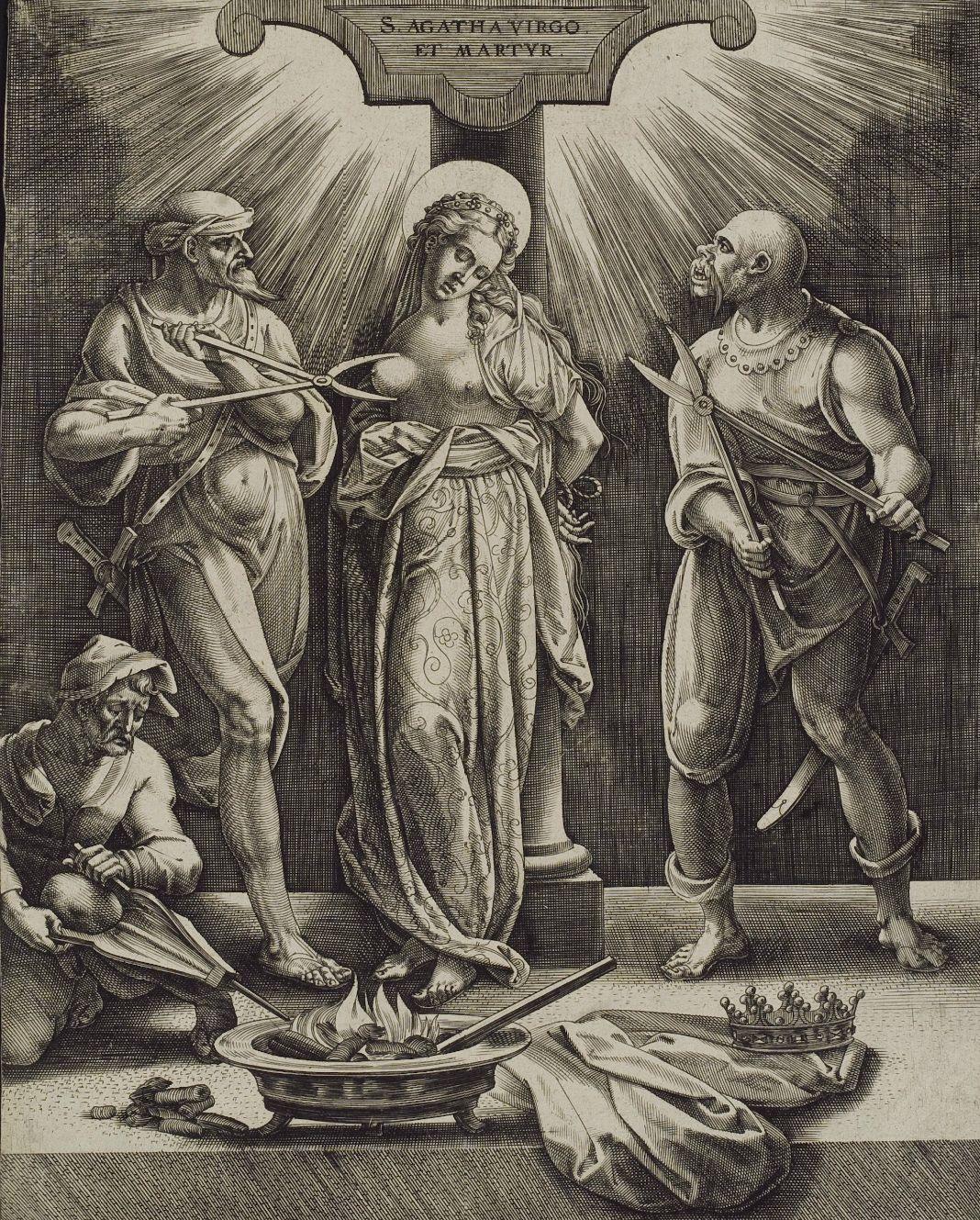 ART OF BELGIUM : Photo | Saint agatha, Art, Viking art
