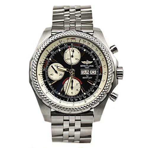 Breitling Bentley Automatic-self-wind Mens Watch A13363