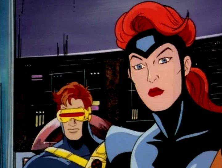 Cyclops And Jean Grey X Men Marvel Cartoons Cartoon World