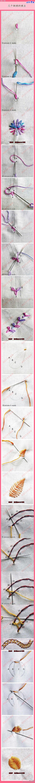 简单的针法教你秀出美美的图案diy embroidery stitches embroidery