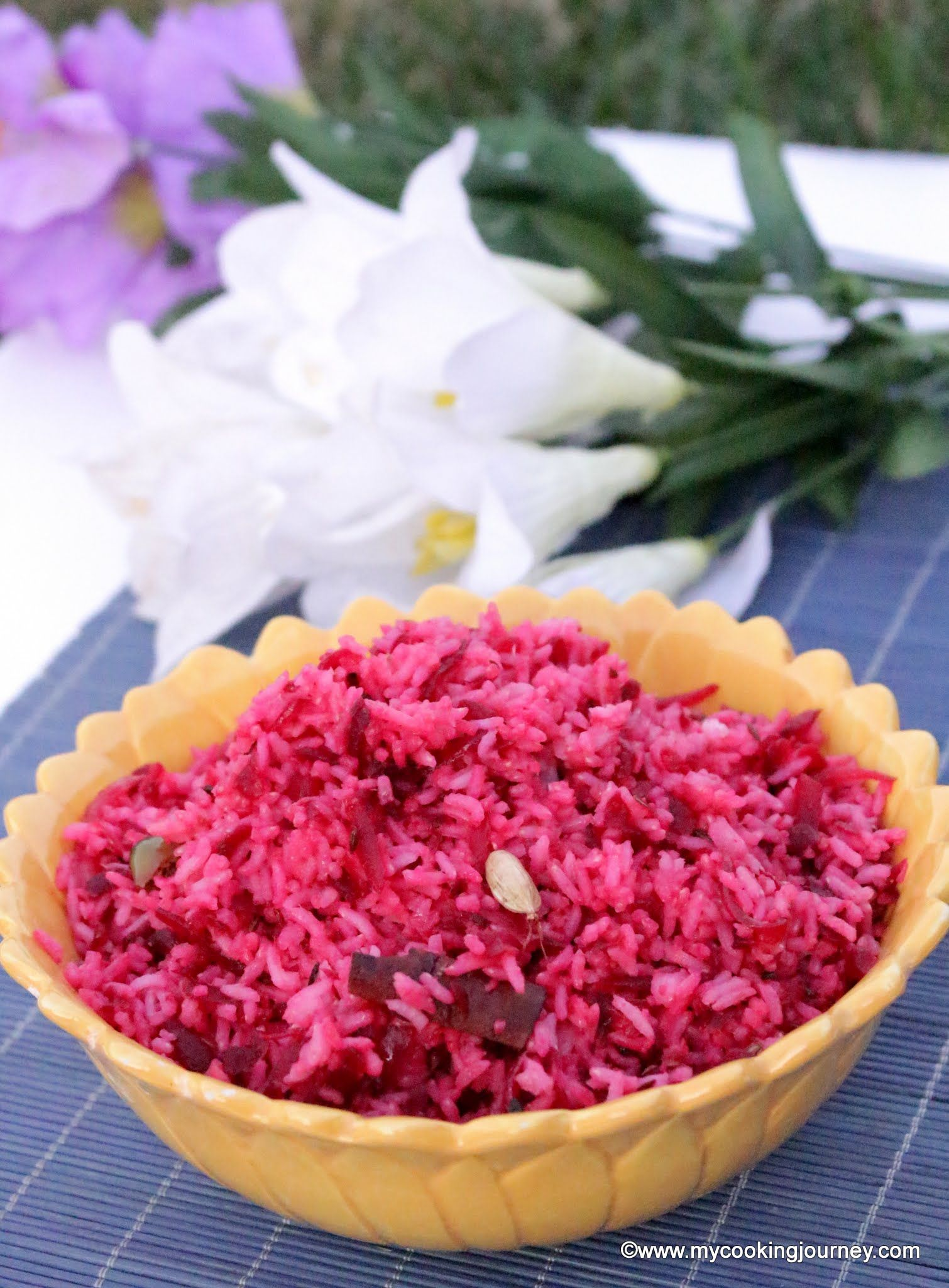 Beetroot rice beetroot pulao food pinterest beetroot rice food forumfinder Choice Image