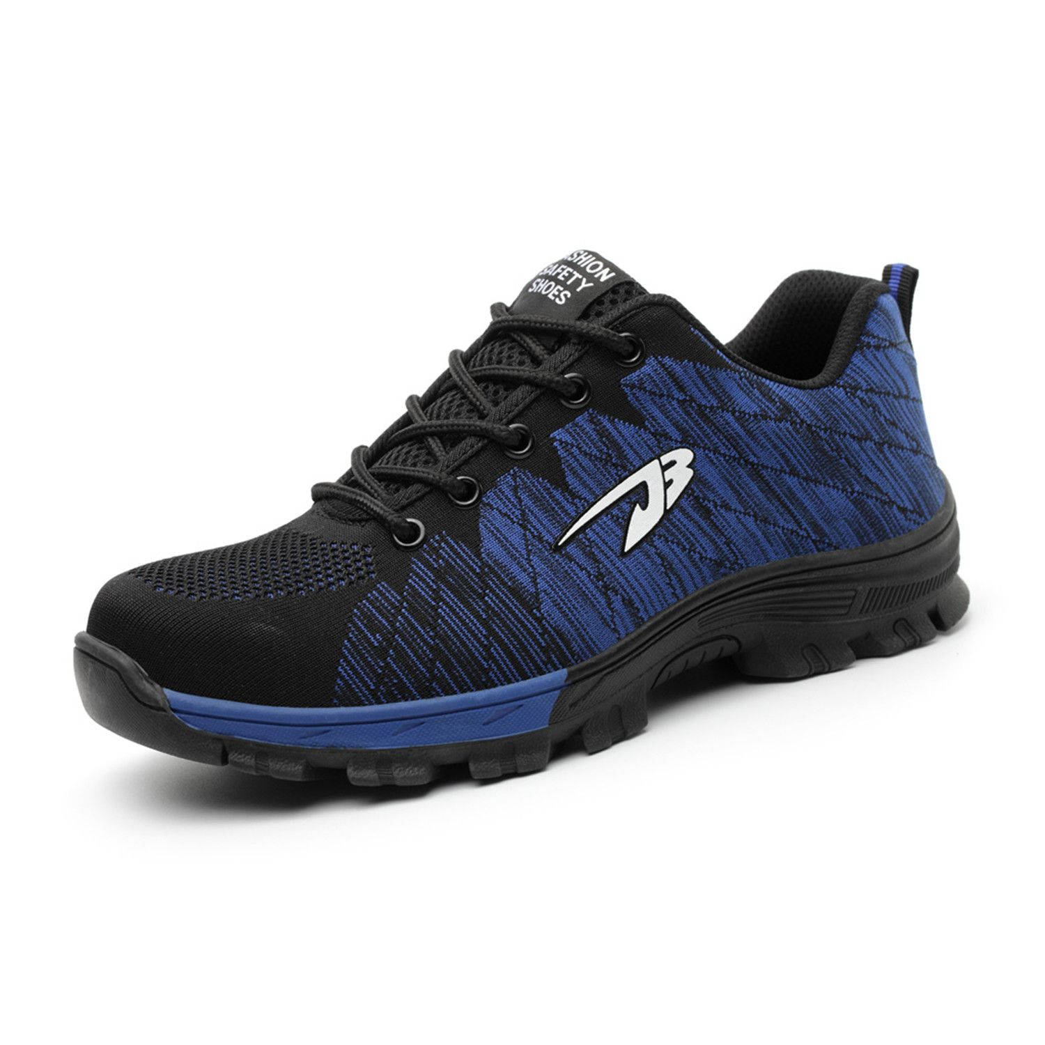 Airwalk // Blue in 2020 Work shoes women, Safety shoes