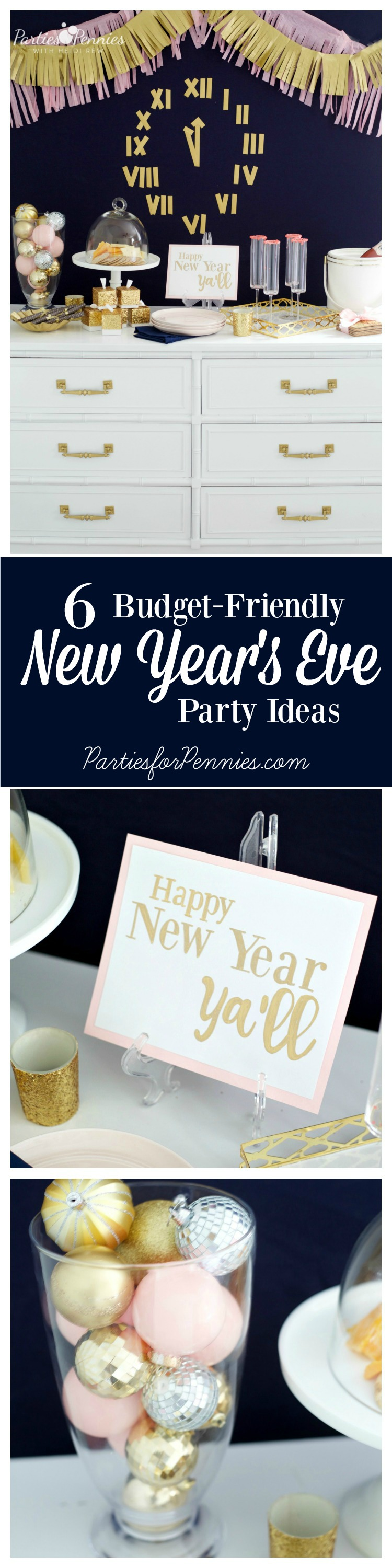 6 Budget-Friendly New Year's Eve Party Ideas - Parties for ...