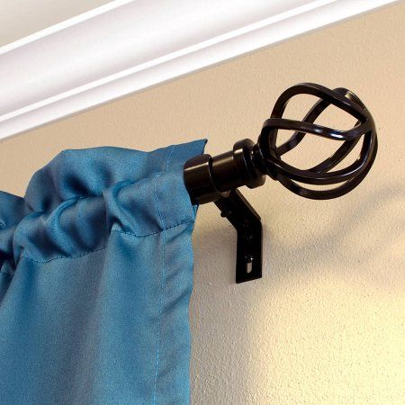 Home Curtain Rods Drapery Rods Better Homes