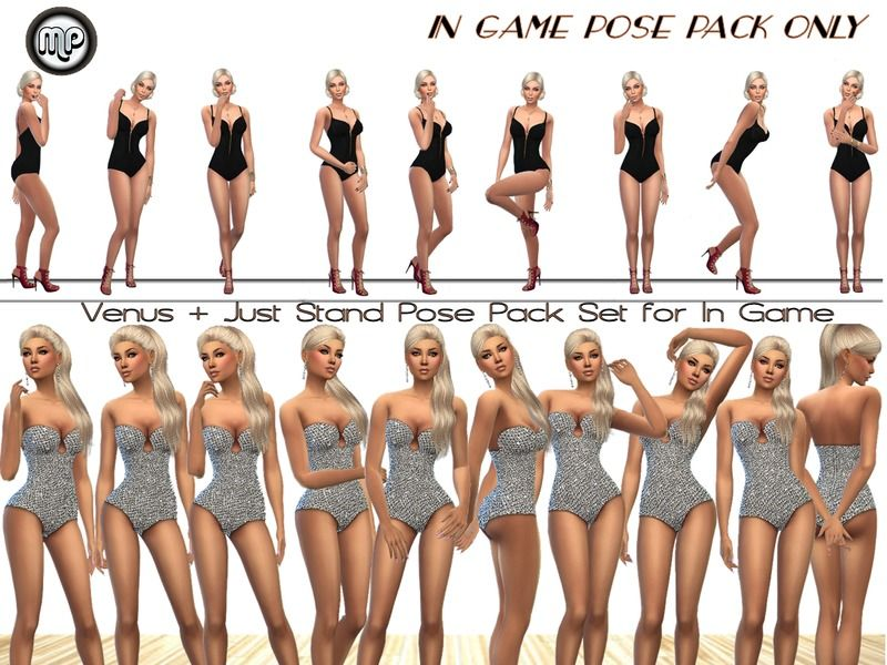 After numerous requests to have my pose pack made for in ...