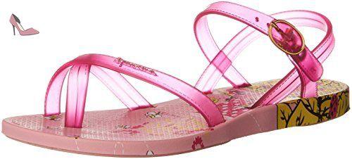 Ipanema Damen Fashion Sand IV Fem Zehentrenner, Mehrfarbig (Pink), 38 EU