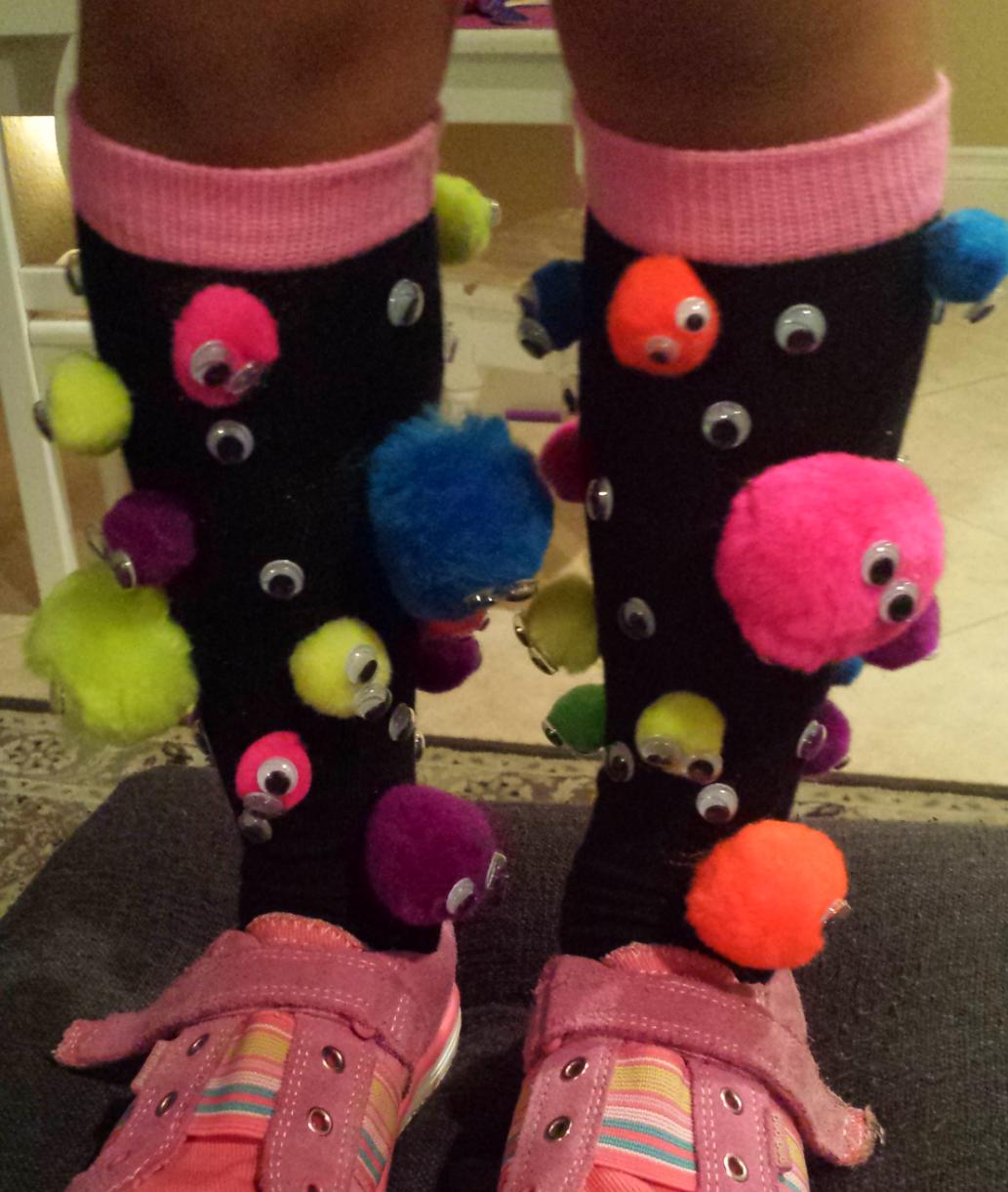 Silly Weird Socks 10