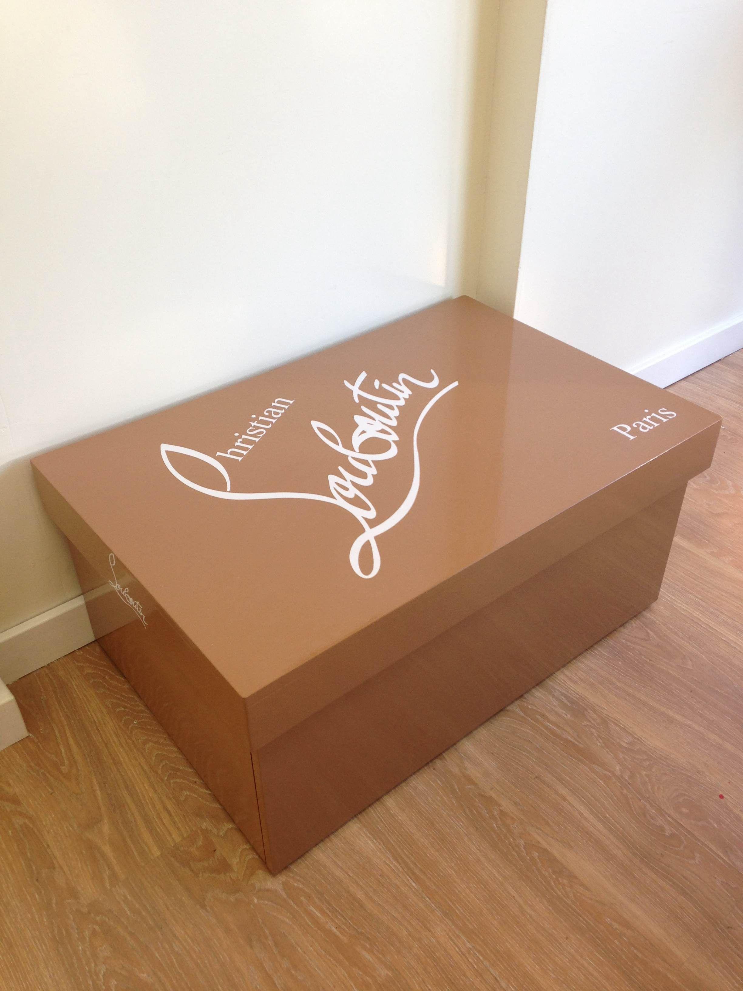 Caja de almacenaje del zapato de Nike 16pair