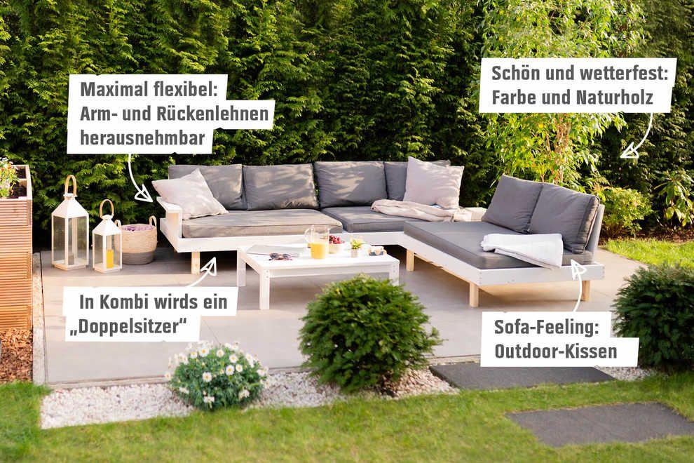 Loungemobel Kiluja Selber Bauen Create By Obi Lounge Mobel Lounge Aussenmobel
