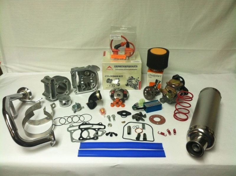 Scooter Big Bore Kit 100cc 50mm Bore QMB139 GY6 Scooter
