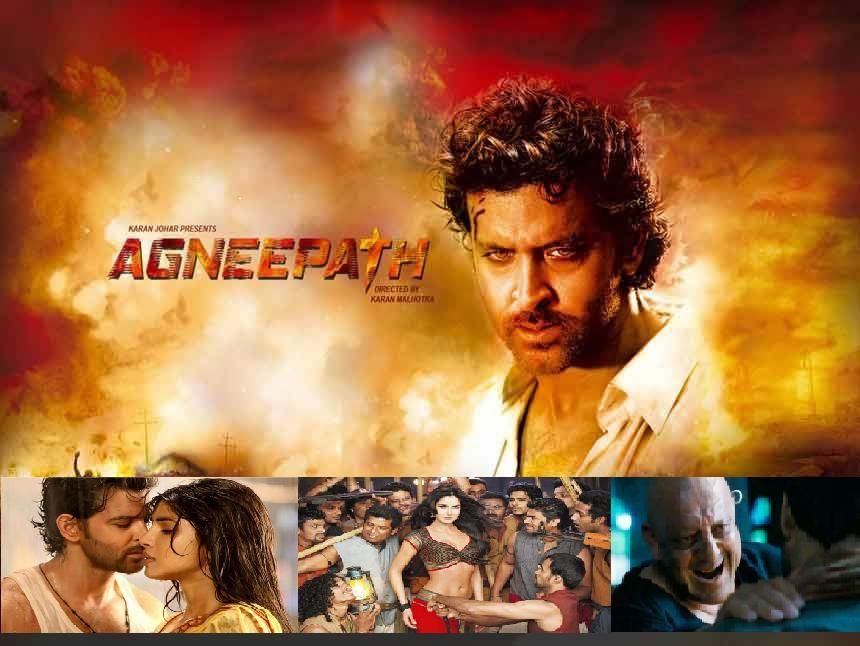 Agneepath 2012 Bollywood Movie Songs Best Bollywood Movies Bollywood Movies