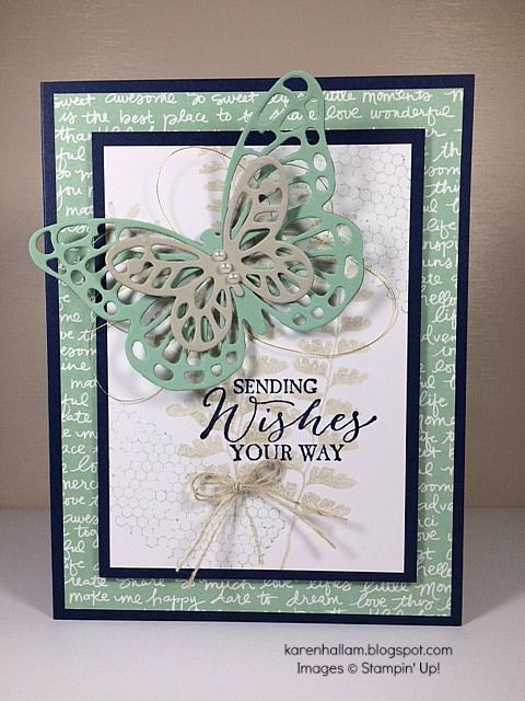 Marvelous Card Making Ideas Stampin Up Part - 4: 22 Stampinu0027 Up Card Ideas To Inspire You