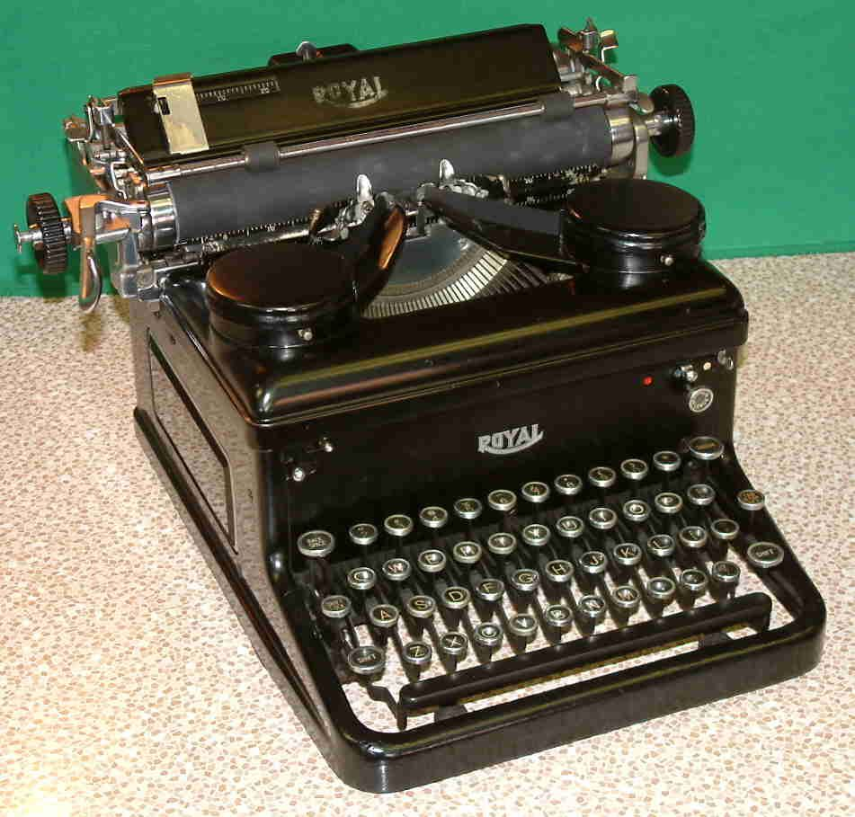 vintage typewriter value