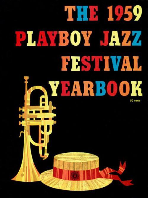 1959 Playboy Jazz Festival Yearbook