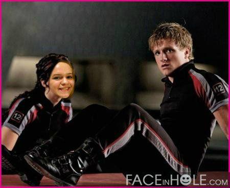 Me and Peeta like to hang.
