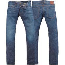 Rokker Daytona Stone Wash Jeans Hose Blau 32 Rokker