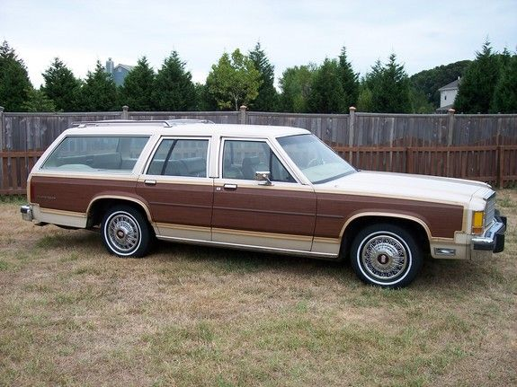 The Ford wood paneled station wagon - yes we had one of these and used it - The Ford Wood Paneled Station Wagon - Yes We Had One Of These And