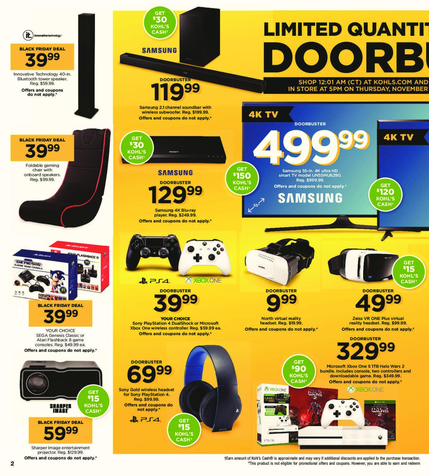 Kohls Black Friday 2017 Ads Scan Deals And Sales Page 2