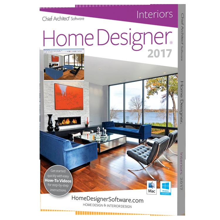 Chief Architect Home Designer Interiors 2017 Software