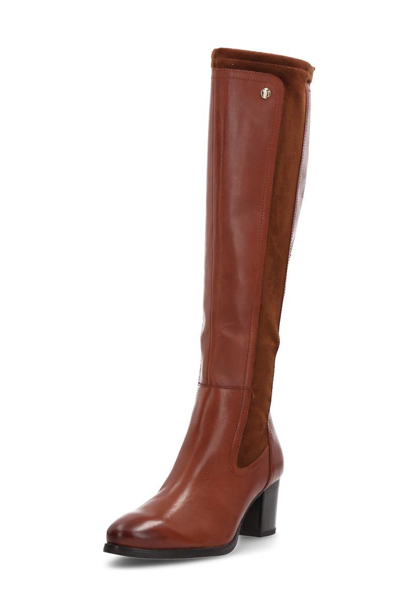Caprice Stiefel, Absatz 6,5 cm, rotbraun Jetzt bestellen unter  ... 7ec24e2548