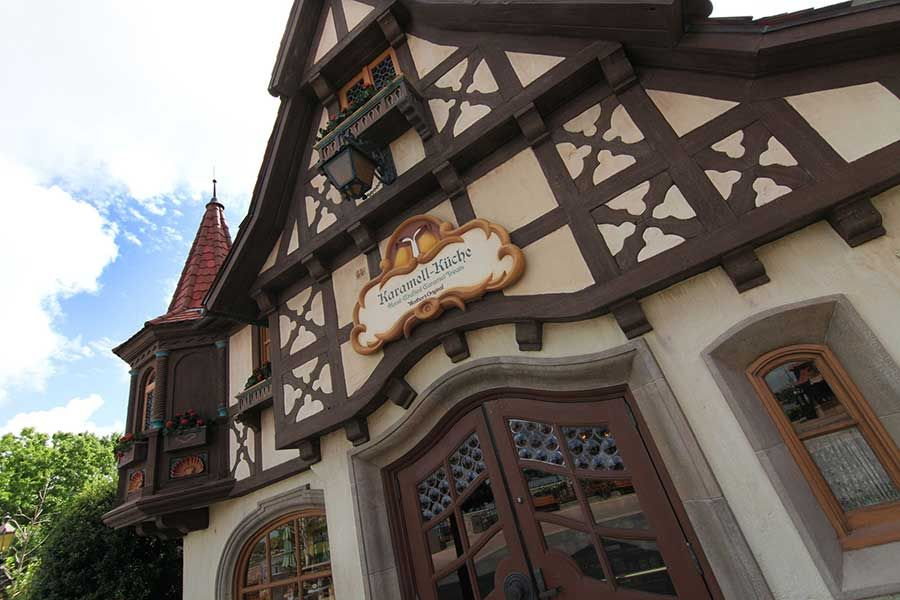 Celebrate National Caramel Day at Karamell-Küche in Germany Pavilion at Epcot | Disney Parks Blog
