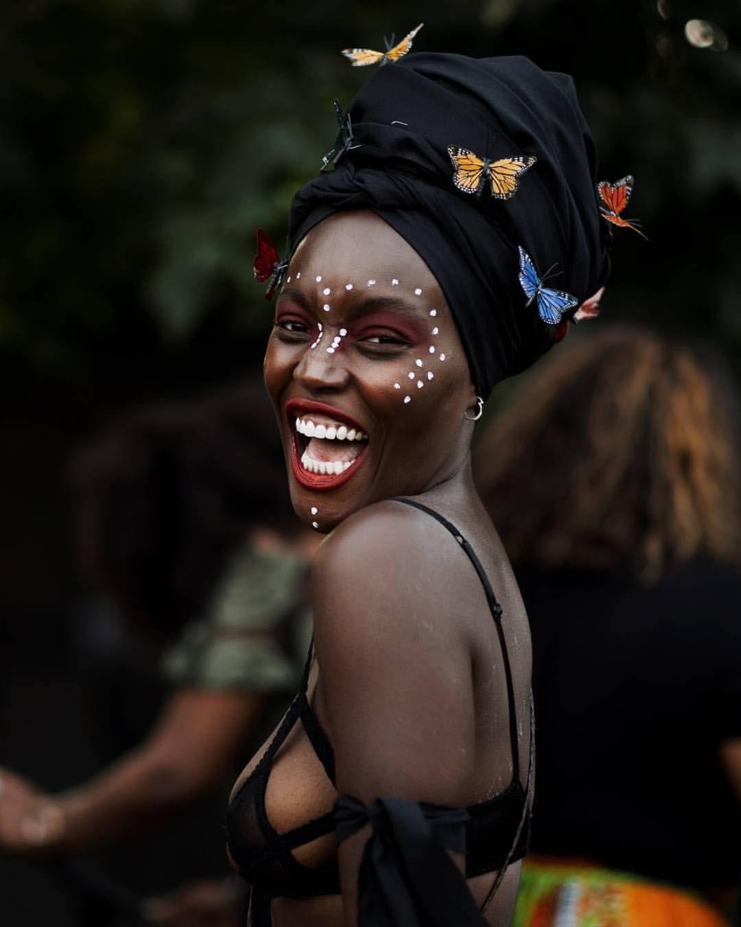 "AFROPUNK on Instagram: ""#BlackGirlMagic at #AFROPU"