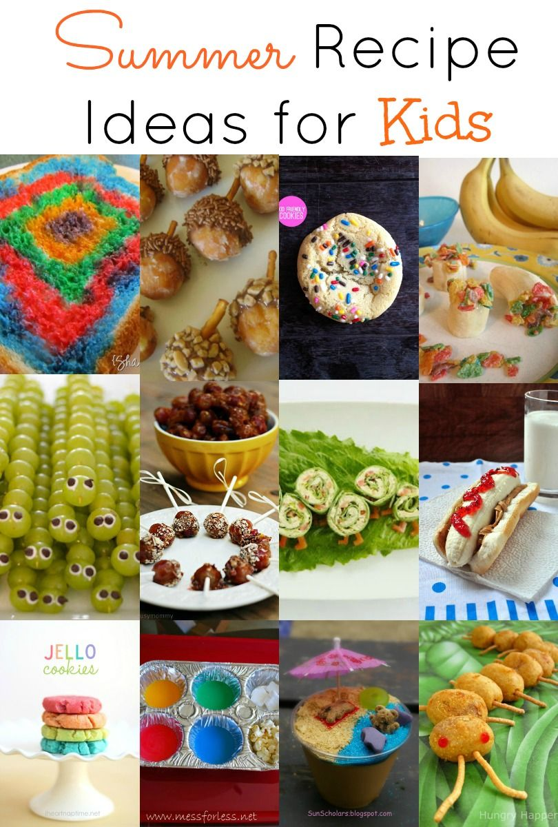 Easy Summer Lunch Ideas Summer recipe ideas for kids keep the kids entertained for hours summer recipe ideas for kids keep the kids entertained for hours when its too hot outside sisterspd