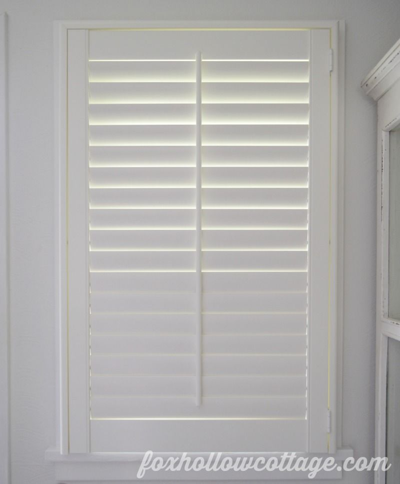 Easy Diy Plantation Shutter Installation For The Home Pinterest Diy Plantation Shutters