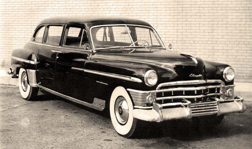 1949 Chrysler Crown Imperial Chrysler Imperial Chrysler