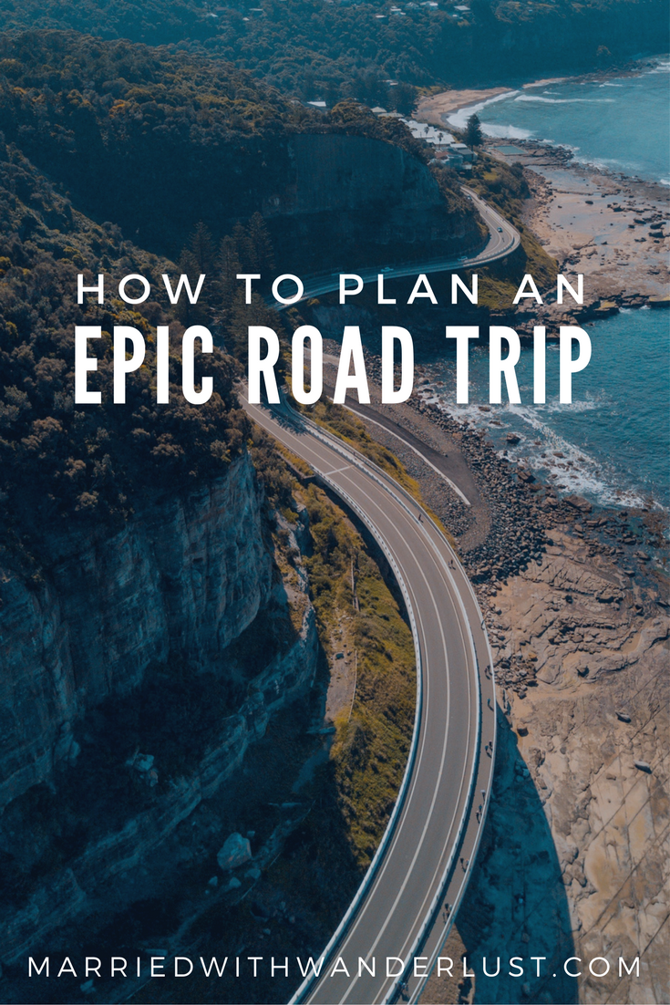 How To Plan A Unique Road Trip Married With Wanderlust Road Trip Places Road Trip Usa American Road Trip
