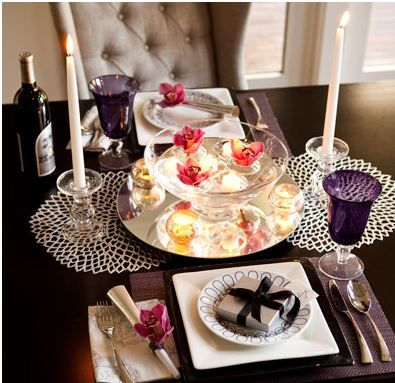 6 New Year S Eve Party Ideas New Years Eve Dinner Romantic Table Setting Dinner For Two