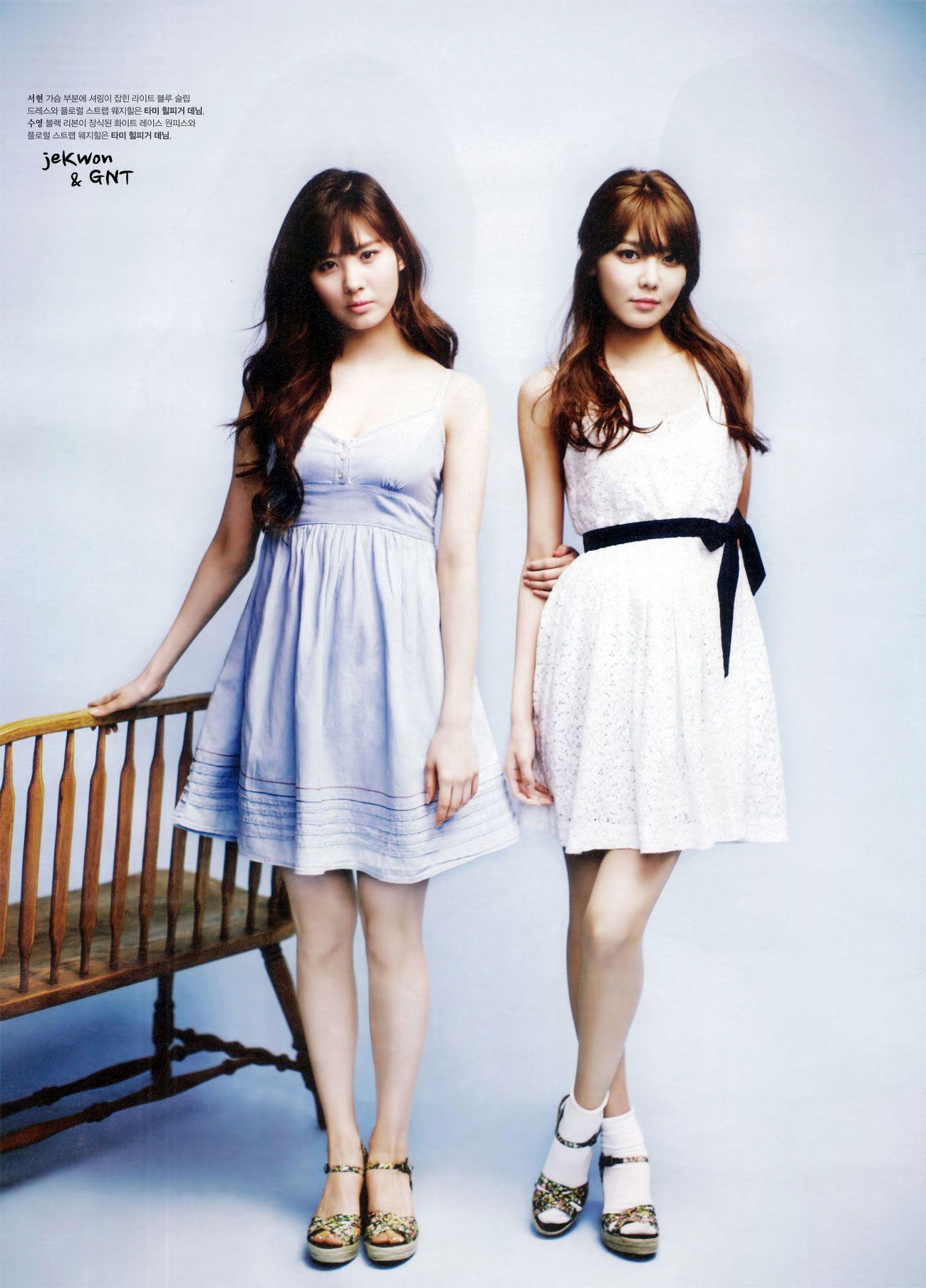 Seo Hyun & Soo Young