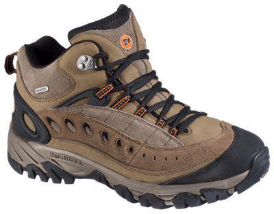 73cdfe0e Merrell Trailwik Mid Waterproof Hiking Boots for Men - Kangaroo/Boa ...