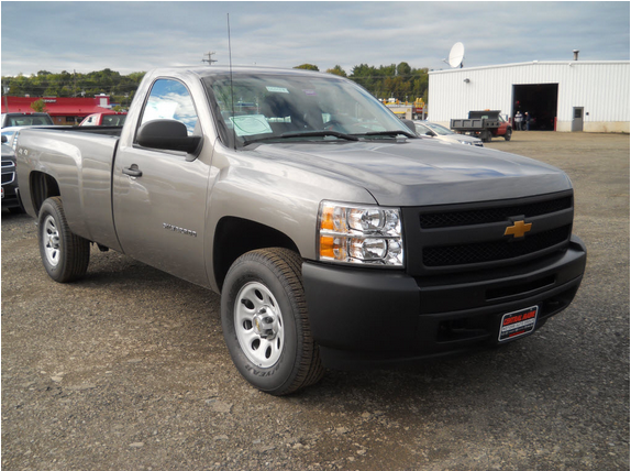 Central Maine Motors >> 2013 Chevy Silverado 1500 Work Truck Regular Cab Chevrolet