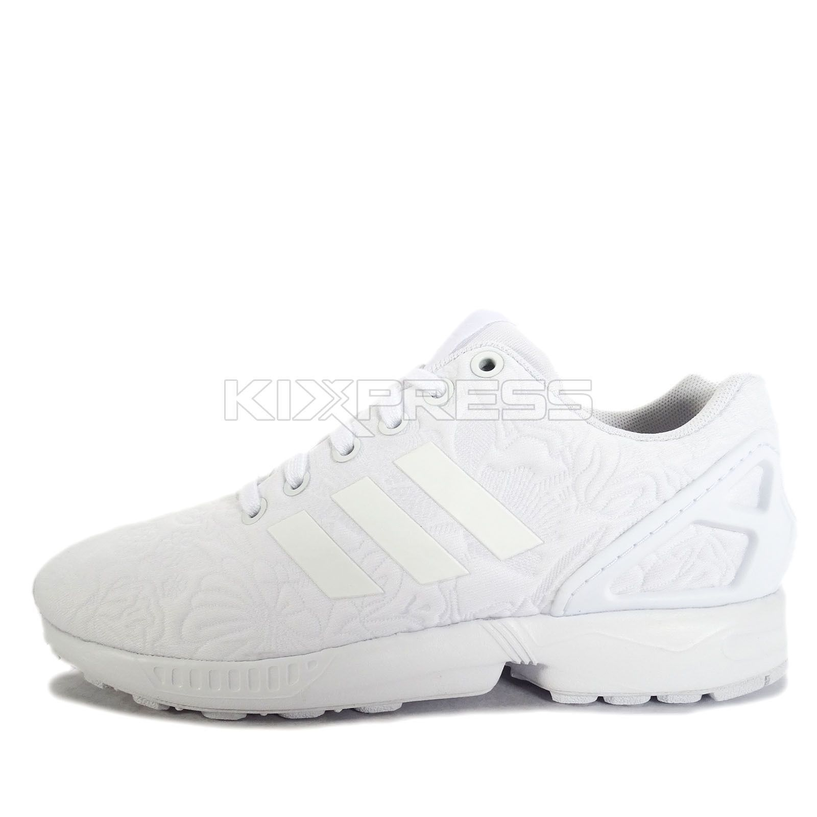 huge selection of cde21 47ccb Details about Adidas ZX Flux W [S76590] Original Running ...
