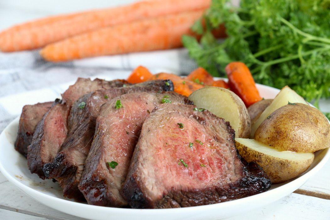 Air Fryer Pot Roast Recipe Pot roast, Pot roast