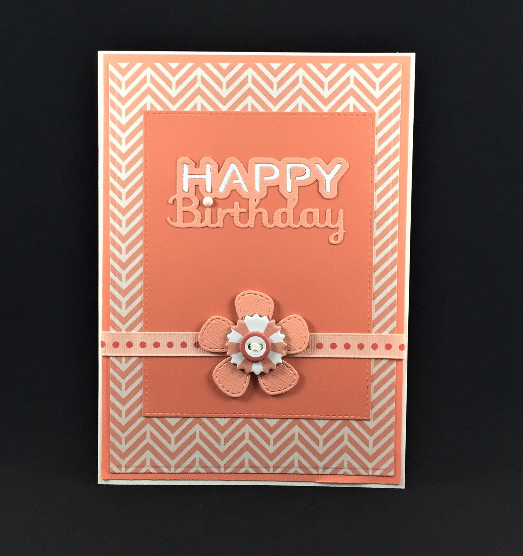 Congratulations Card Birthday Cards 3d Mother Mum Grandma Greeting Card Handmade
