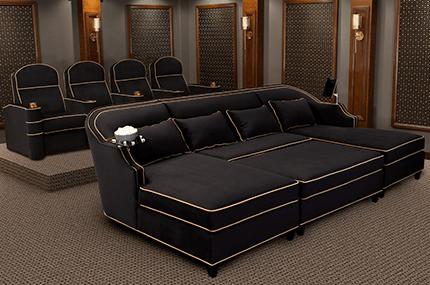 Cavallo Symphony Chorus Sofa Package Symphony Home Theater Seats