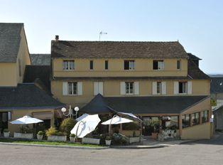 Hotel Restaurant De La Tour Uzerche