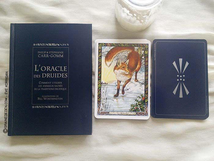 L Oracle Des Druides De Philip Et Stephanie Carr Gomm Tarot Carte Tarot Tarot Divinatoire