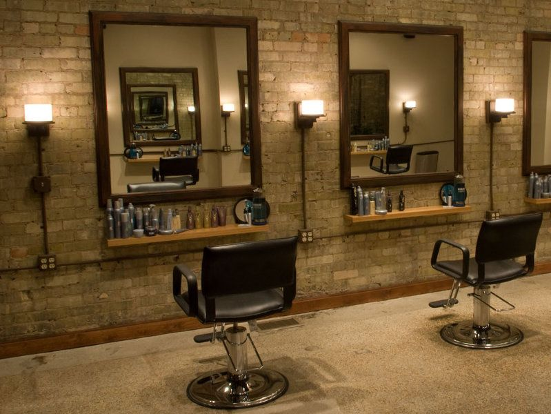 Marketplace freya fashions a new take on for Beauty salon mirrors with lights
