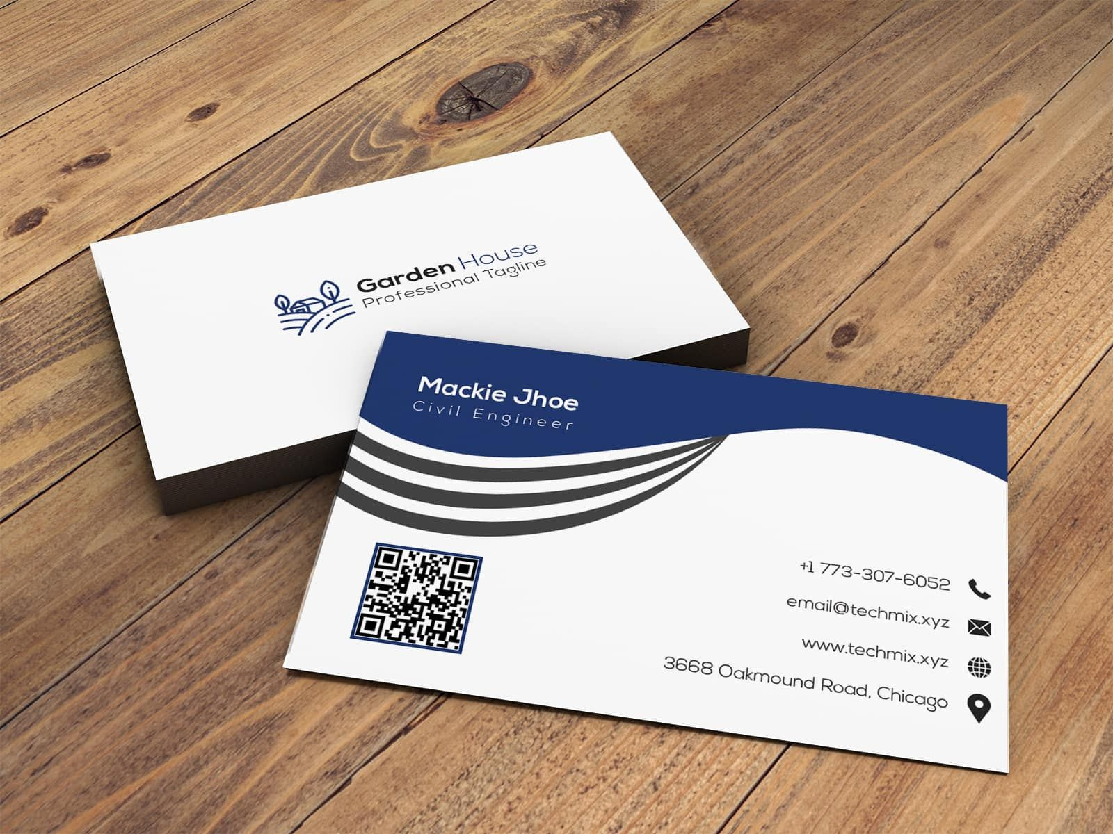 Civil Engineer Business Cards Business Cards Creative Templates Business Cards Collection Business Cards Creative